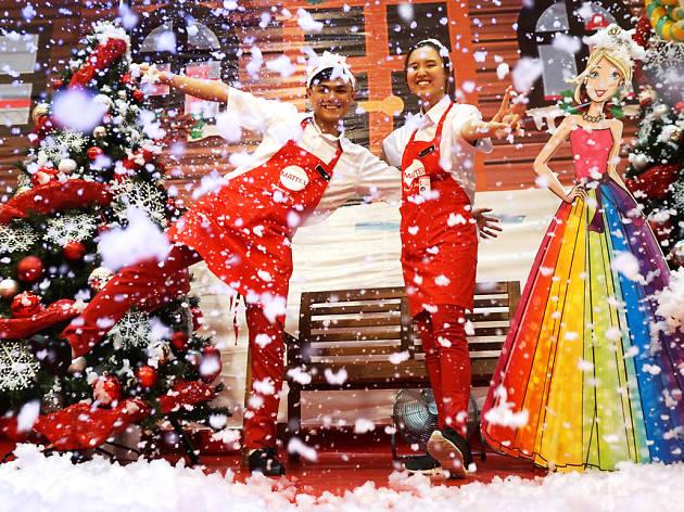 Mattel Christmas 2016