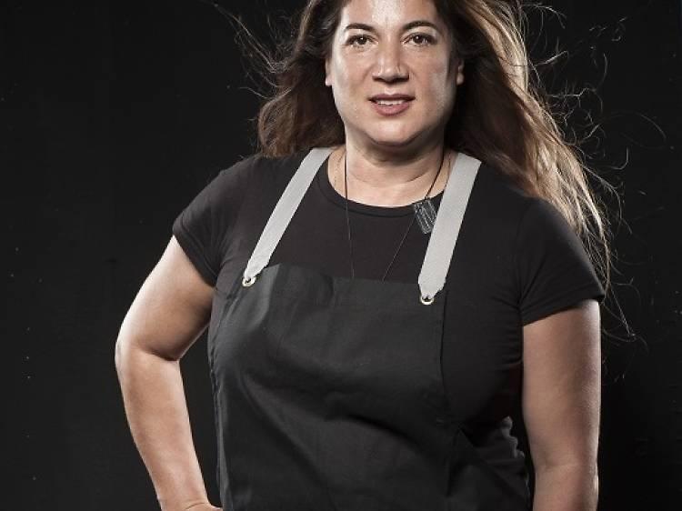 Best Female Chef - Yahaloma Levi // Yahaloma Banamal