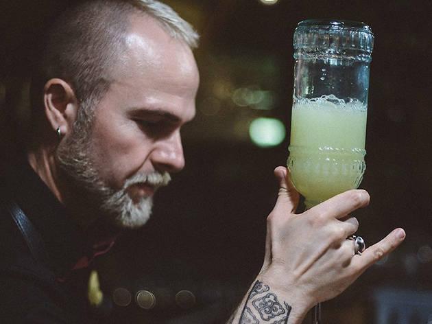 Best Bartender - Ariel  Leizgold // 223