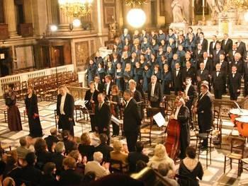 Classic • NYE concert at l'église de la Madeleine