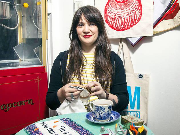 Sarah Corbett, craftivist
