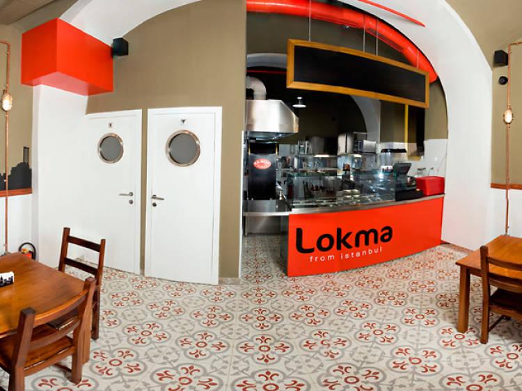 Lokma from Istanbul