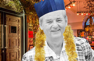 Bill Murray Christmas party