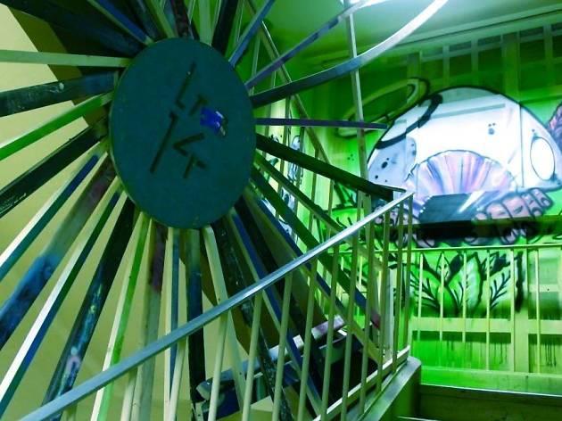 LAB 14 escaliers