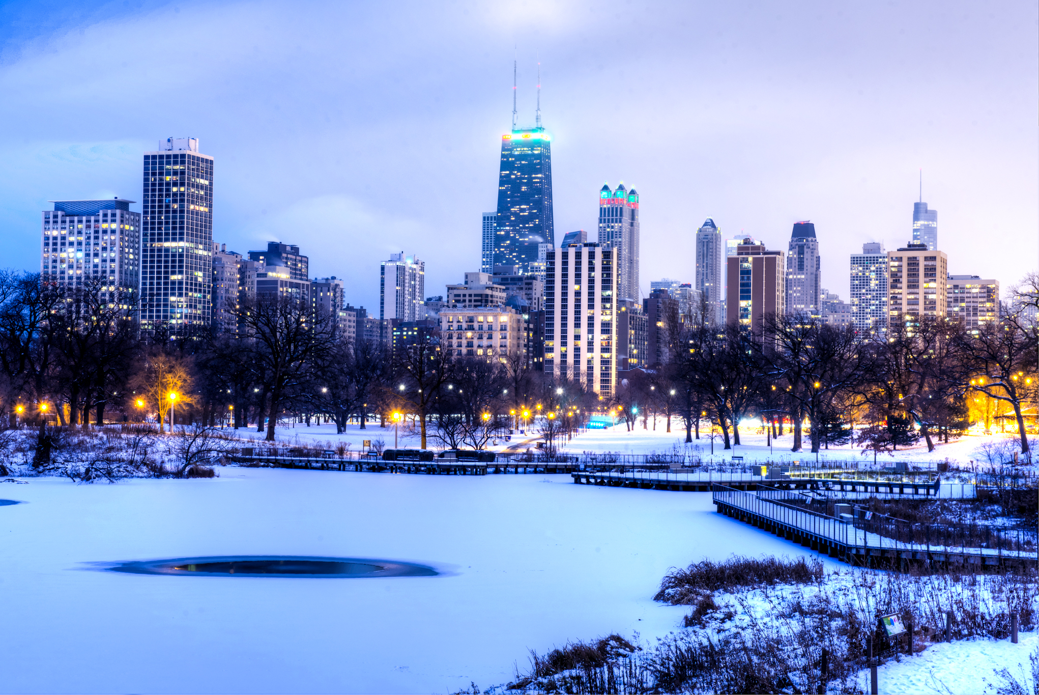 Outrageous ways Chicagoans prepare for winter