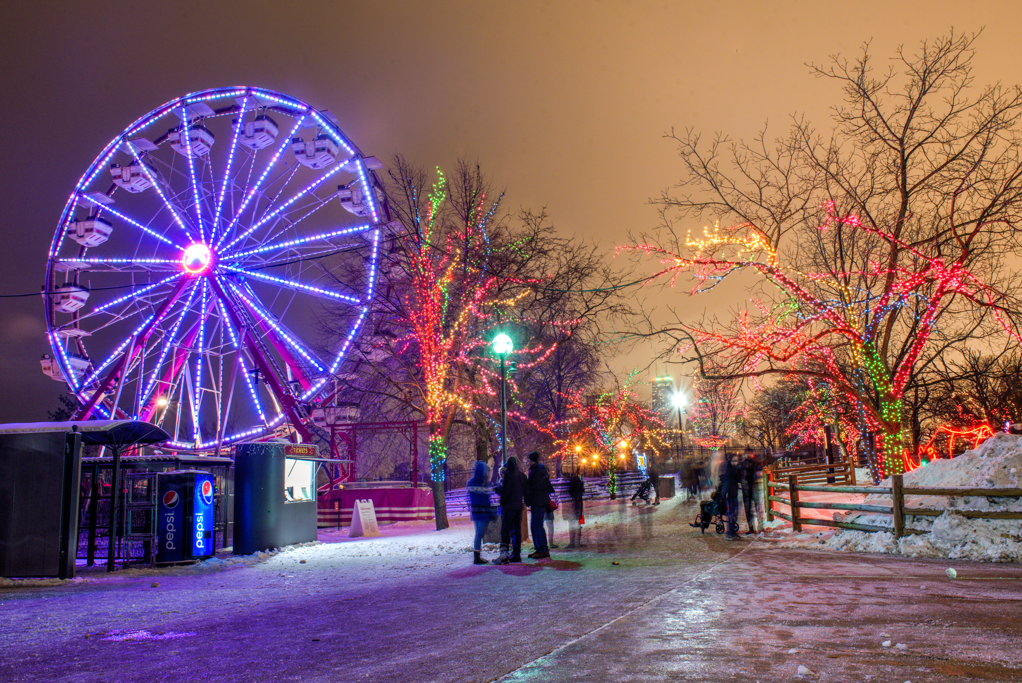 10 things to do during the holidays in Chicago