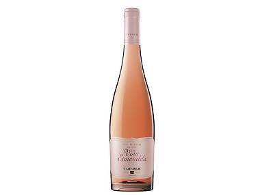 7 €: Viña Esmeralda Rosé (rosat)