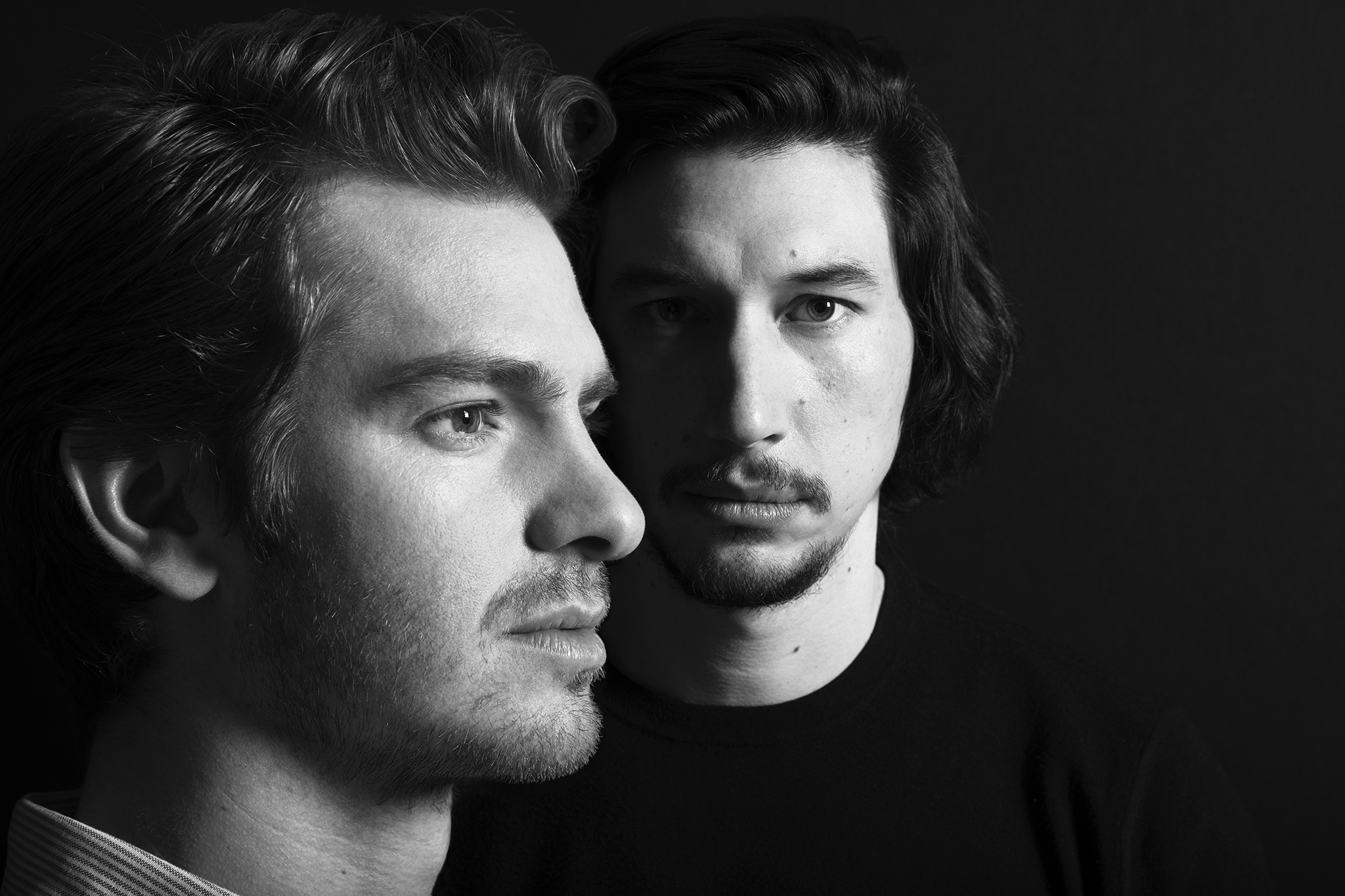 'Silence' stars Adam Driver and Andrew Garfield