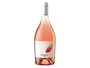 9,15 €: Rosa d'Abril (rosat)