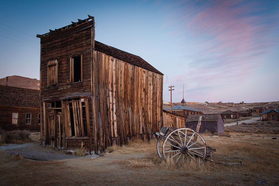 Nine amazing, authentic ghost towns worth a road trip from L.A.