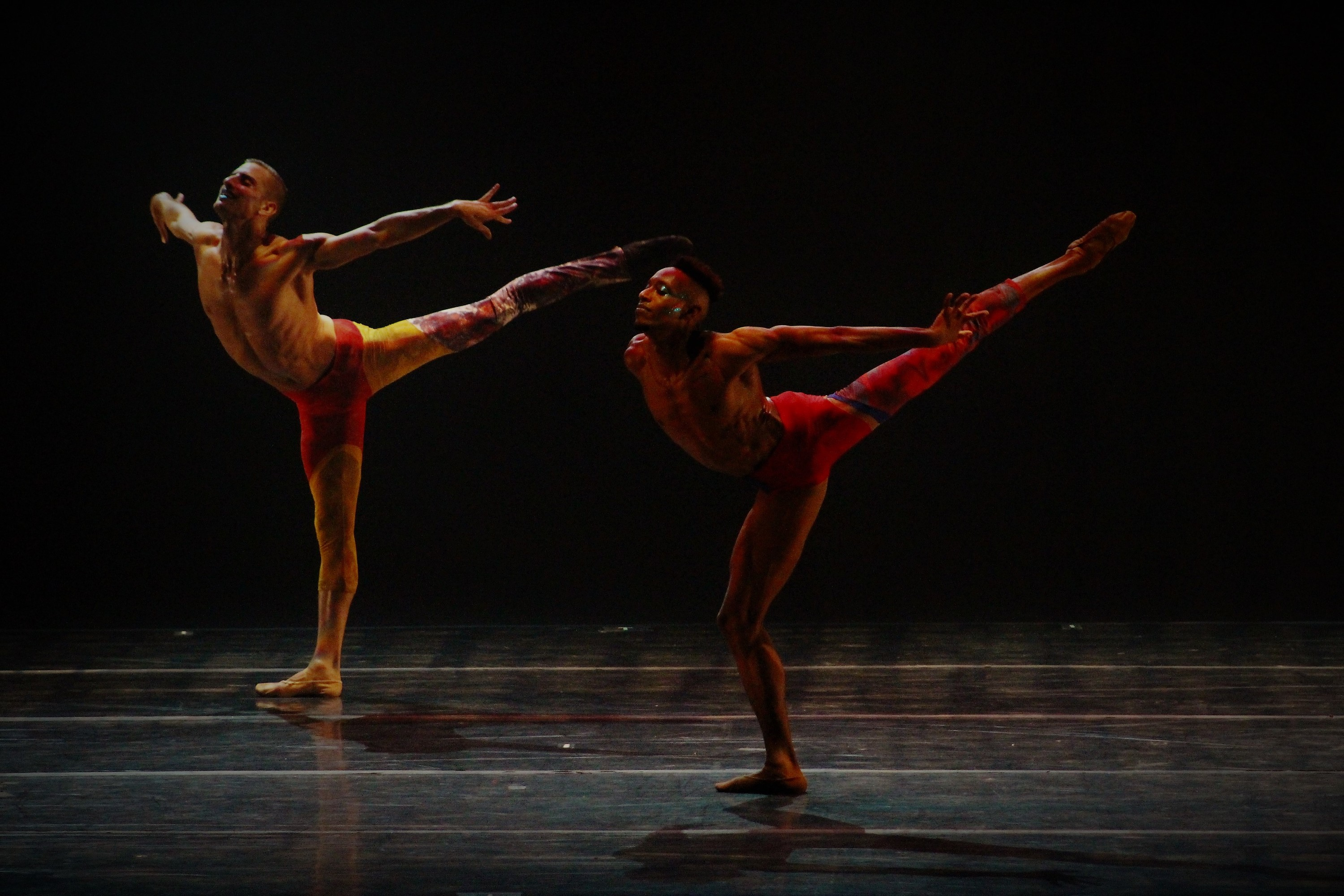 Complexions contemporary ballet dance in new york for Contemporary dance new york