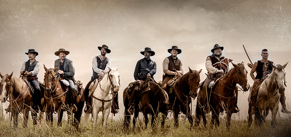 Win an all-expenses-paid night out with your magnificent seven