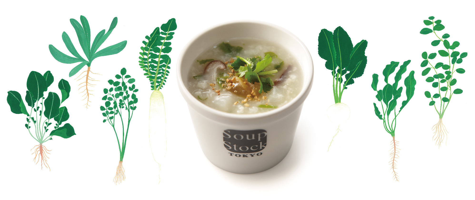 Soup Stock Tokyo 七草粥