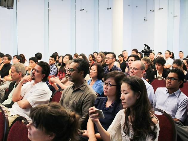 The Singapore Biennale 2016 Symposium: Why Biennale at All?