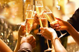 nye champagne hotel