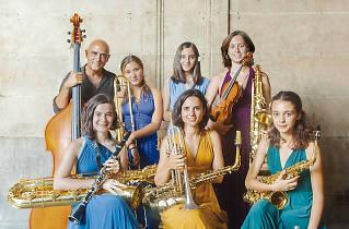 La màgia de la veu & Jazz Ensemble