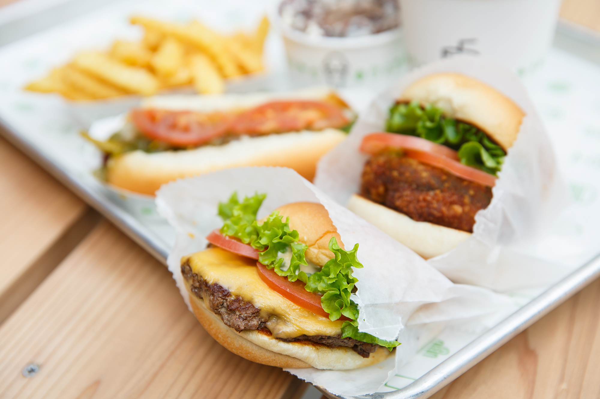 Shake Shack | Time Out Tokyo