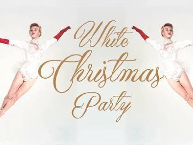 White Christmas Party at Armani/Privé
