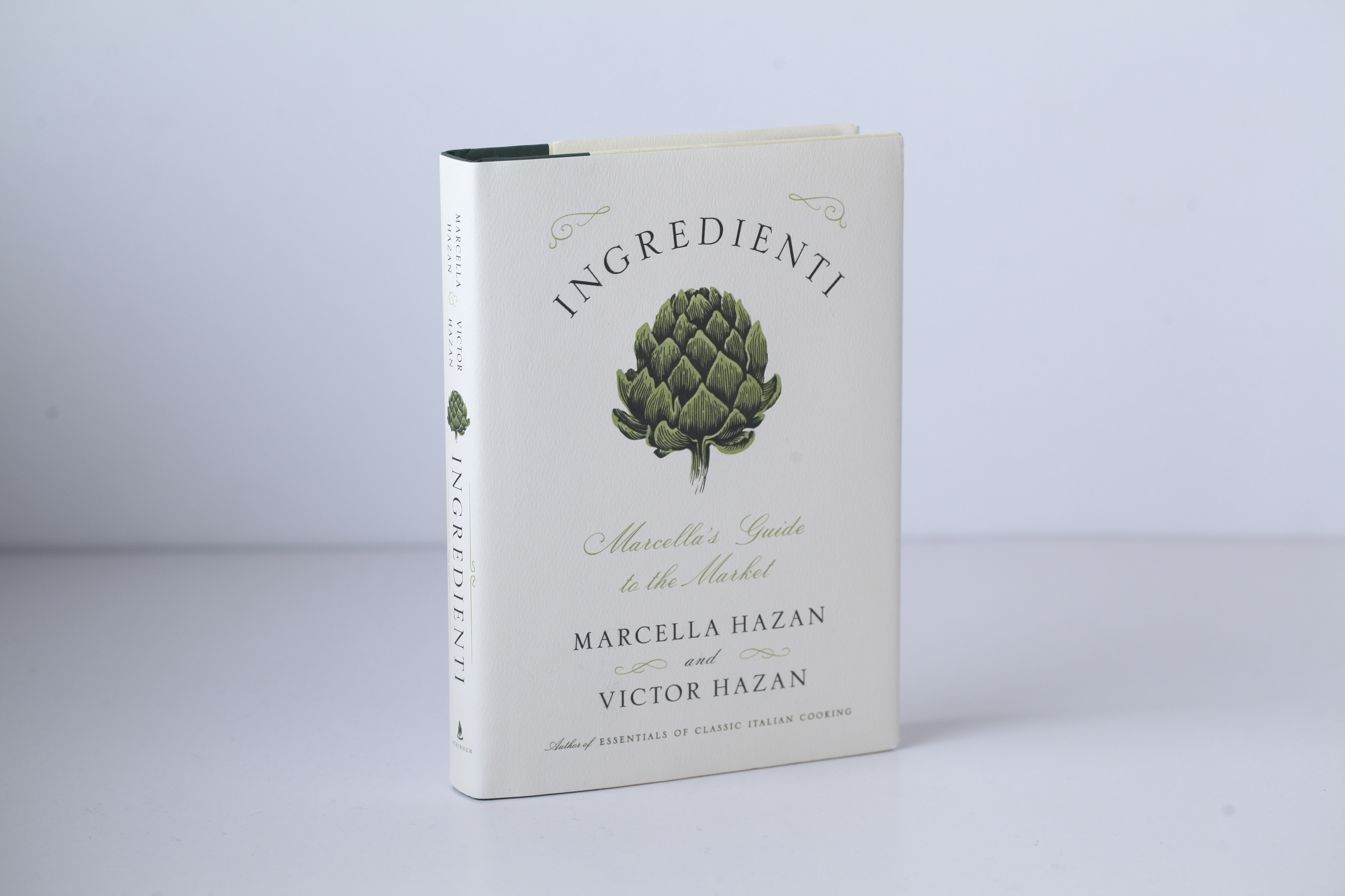 'Ingredienti: Marcella's Guide to the Market' by Marcella Hazan and Victor Hazan