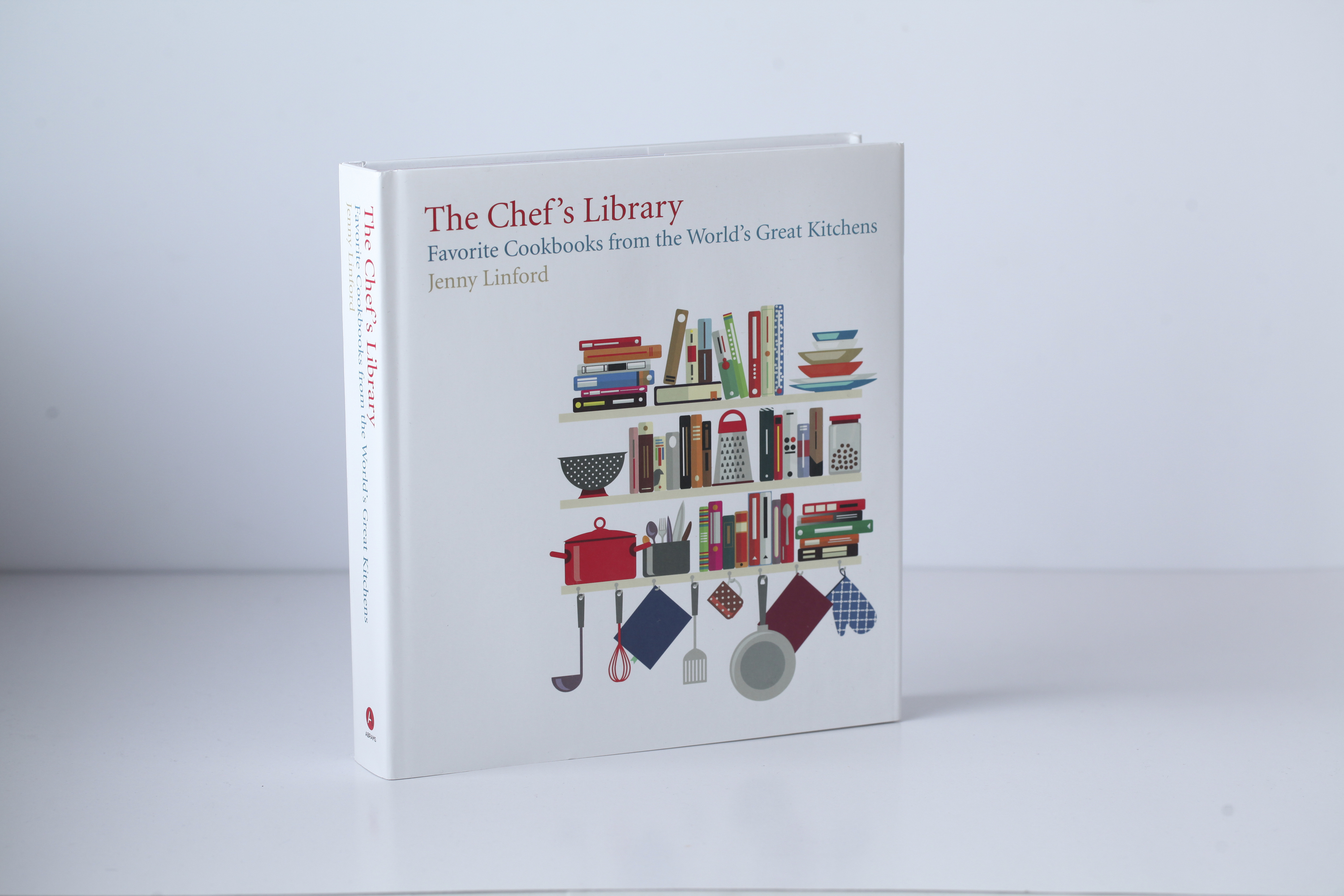 'The Chef's Library: Favorite Cookbooks from the World's Great Kitchens' by Jenny Linford