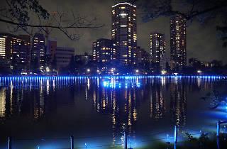 上野夜公園