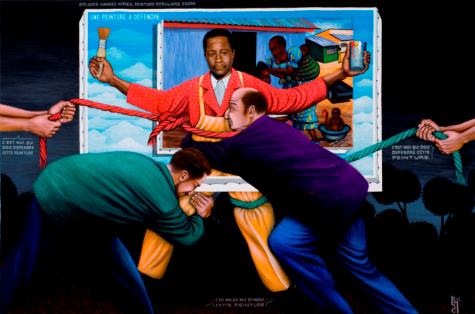 Regarding Africa: Contemporary Art and Afro-Futurism