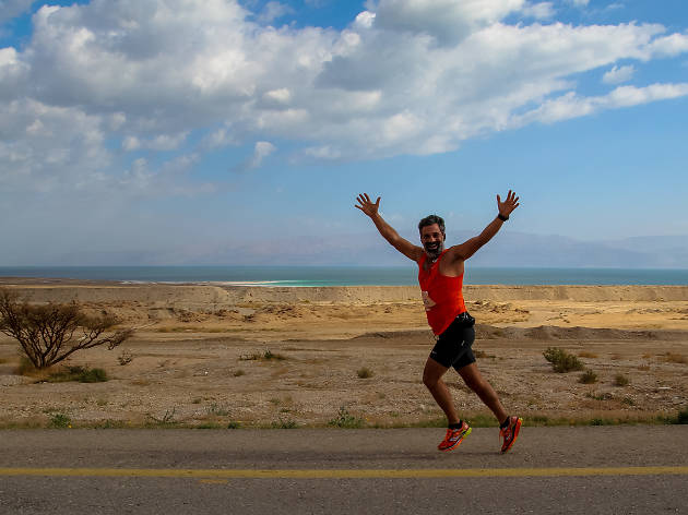 Israel marathon madness: the best winter races