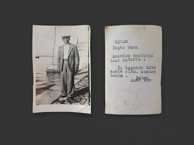 Tanıdık Yabancılar 'Bulunmuş' Fotoğraflar Sergisi