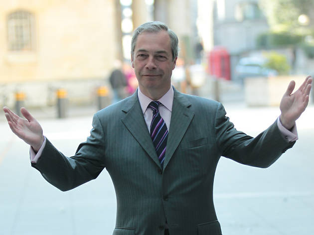 Here's how you can help take Nigel Farage to court this Christmas