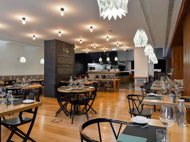 Open Brasserie Mediterrânica - Sala