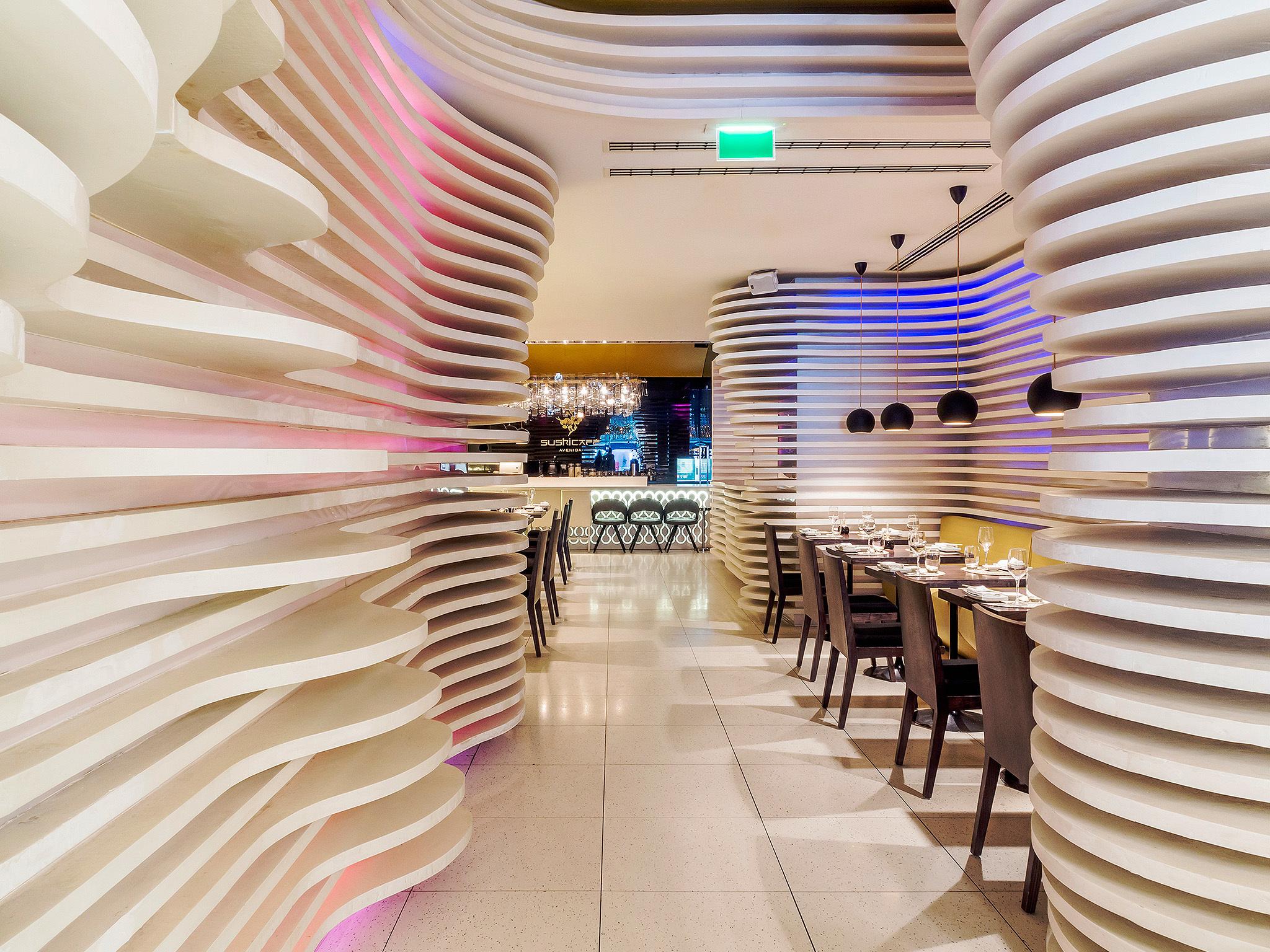 SushiCafé Avenida - Espaço