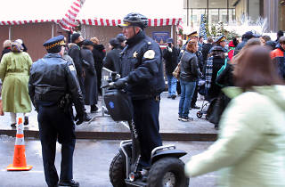 Chicago police segway