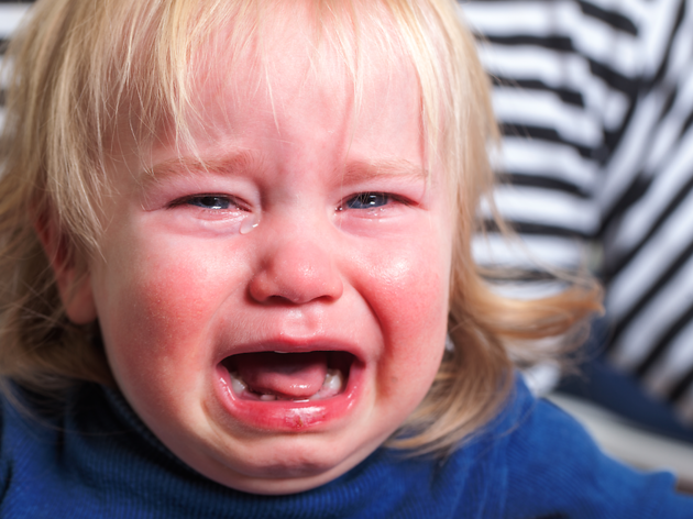 Eight easy ways to stop a tantrum in its tracks
