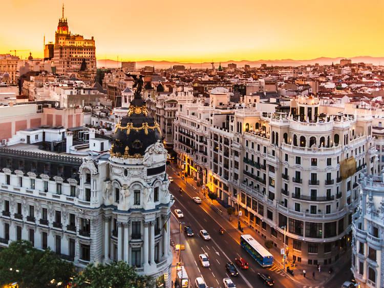 Madrid: òpera tot sopant