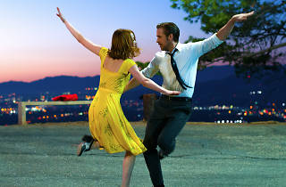 Film still from La La Land