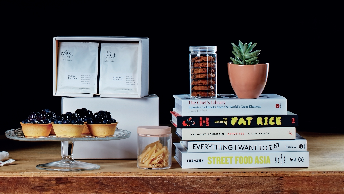 Food and cook books you should read
