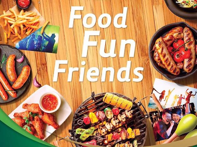 Chang Live Park Food Fun Friends 2016
