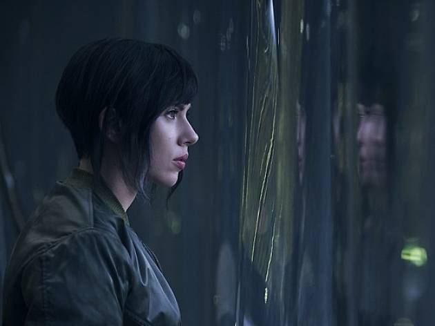 Ghost in the shell: la vigilante del futuro