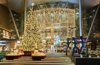 Christmas Trim Shoppe at Paragon