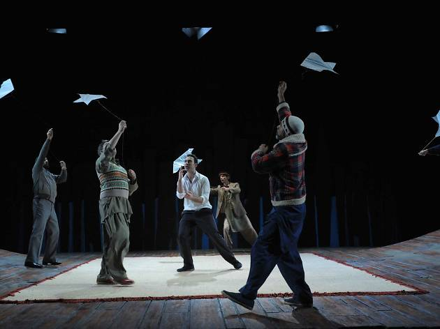 The top ten theatre openings in January