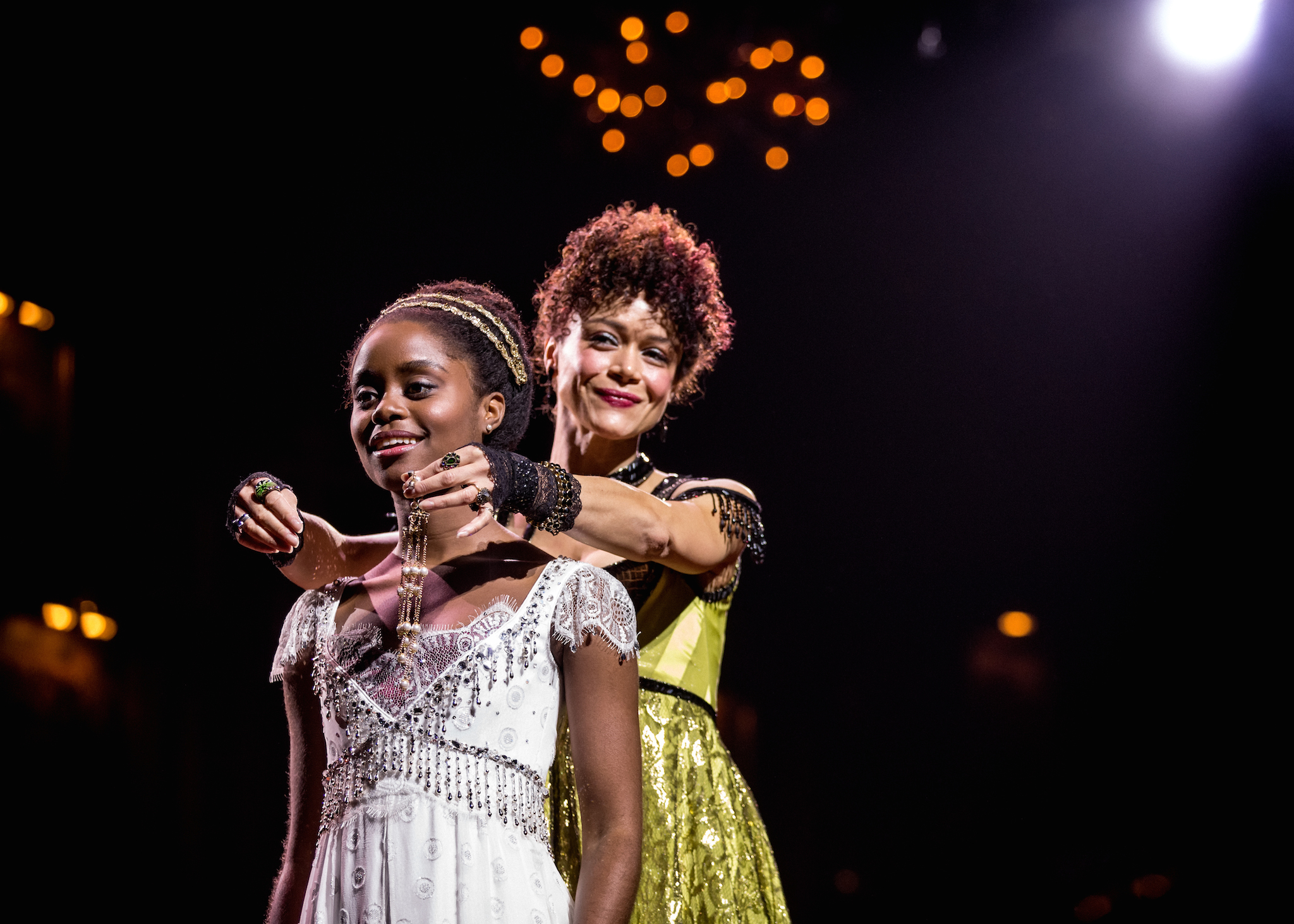 Amber Gray (Natasha, Pierre & the Great Comet of 1812, Hadestown)