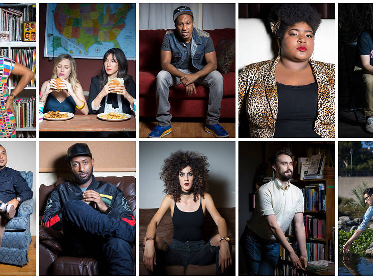 L.A. comedians to watch in 2017