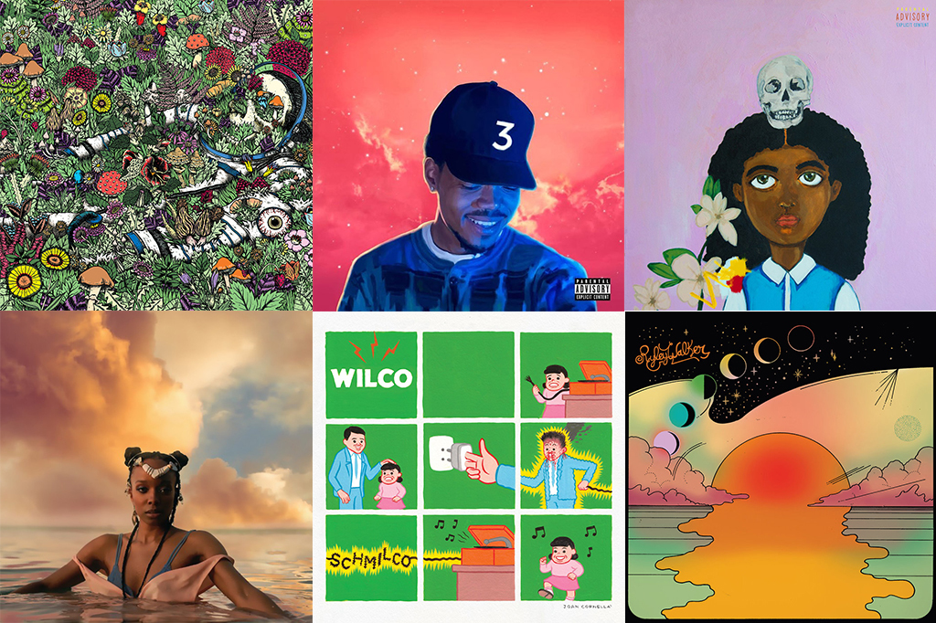 The best Chicago albums of 2016