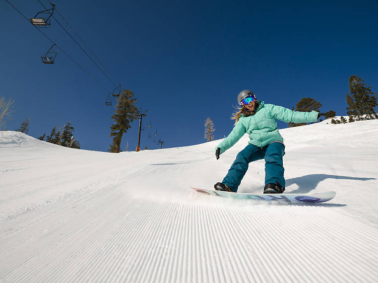 Squaw Valley and Alpine Meadows, CA