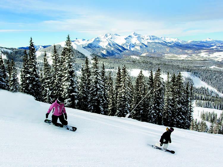 Telluride Ski Resort, CO