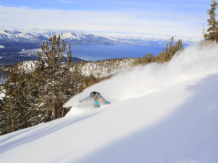 Heavenly Ski Resort, CA