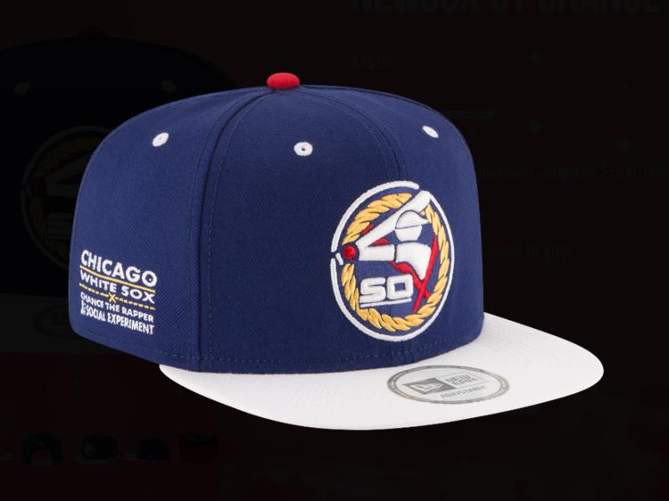 Newsox by Chance baseball hat