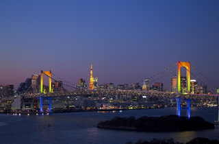 Rainbow Bridge Special Light-up | Time Out Tokyo