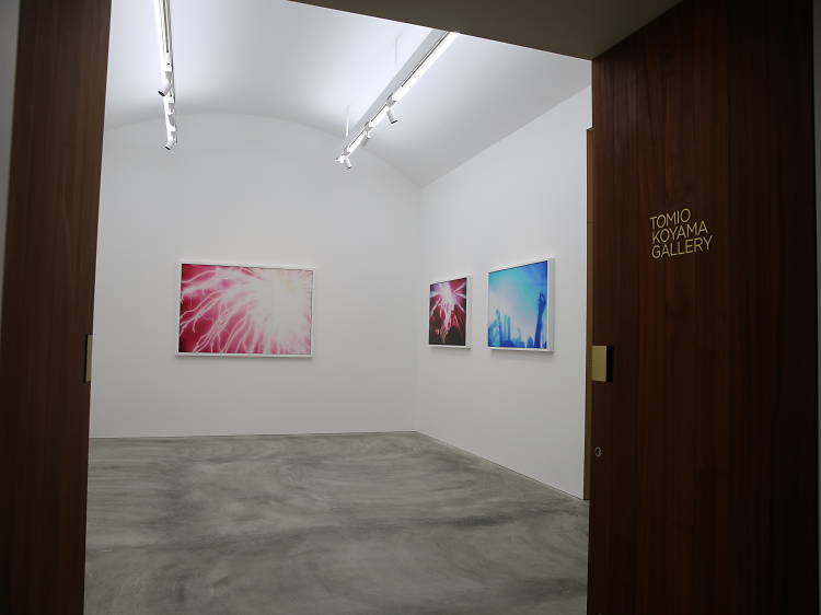 See a well-curated selection of artwork