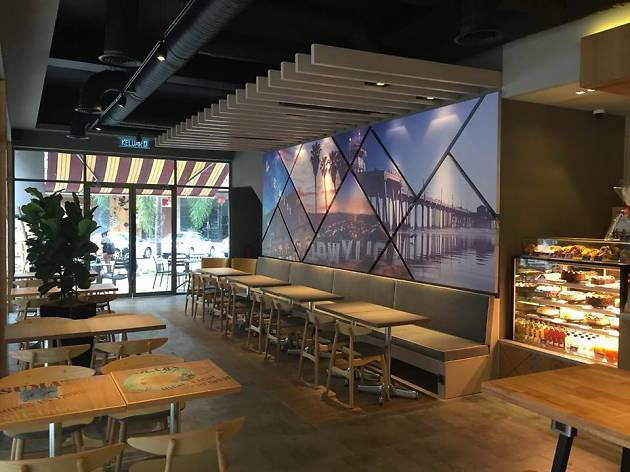 The Coffee Bean & Tea Leaf Solaris Mont Kiara